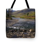 Lamar Valley 3 Tote Bag