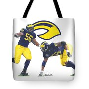 Lamarr Woodley Tote Bag