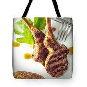 Lamb Chop 4 Tote Bag