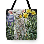 Lamb Collection Tote Bag