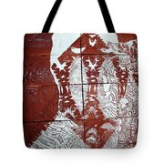 Lamb Of God Tote Bag