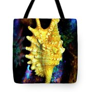 Lambis Digitata Seashell Tote Bag