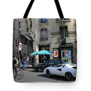 Lamborghini Countach Tote Bag