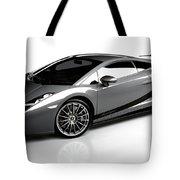 Lamborghini Galardo Superleggera Tote Bag