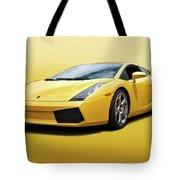 Lamborghini Gallardo 'banana Republic' II Tote Bag