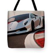 Lamborghini Sesto Elemento - 03 Tote Bag