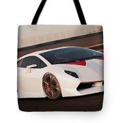 Lamborghini Sesto Elemento - 04 Tote Bag