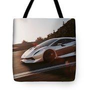 Lamborghini Sesto Elemento - 12 Tote Bag