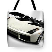 Lamborghini Super Cars Tote Bag