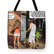 Lame Excuses Tote Bag
