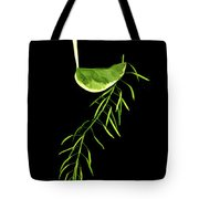 Lamed - Second Hebrew Letter In Shalom Tote Bag