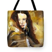 Lament Tote Bag by J W Baker