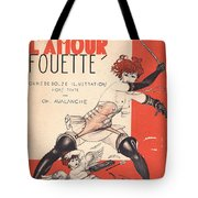 L'amour Fouette Tote Bag