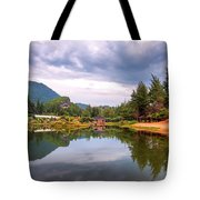 Lampuuk Lake Tote Bag