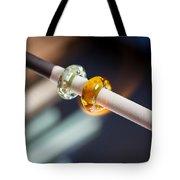 Lampwork Glass Beads 2 Tote Bag