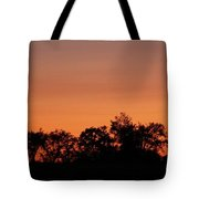 Lancaster County Sunset Tote Bag