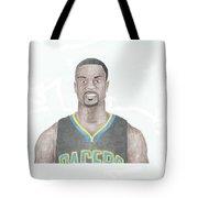 Lance Stephenson Tote Bag