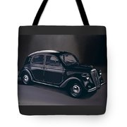 Lancia Ardea 1939 Painting Tote Bag