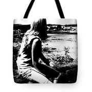 Land Down Under Tote Bag