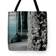 Land Meets Water Nature Photograph Tote Bag