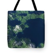 Land Of A Thousand Lakes Tote Bag