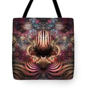 Land Of Confusion Tote Bag