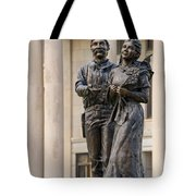 Land Of Hope Tote Bag