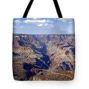 Land Of Many Canyons Tote Bag
