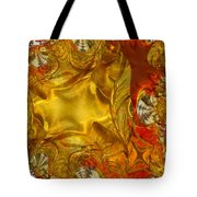Land Of Oil And Honey Tote Bag