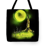 Land Of Rituals Tote Bag