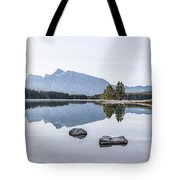 Land Of Thousand Lakes Tote Bag