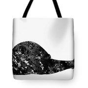 Land Snail-black Tote Bag