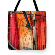 Land Vs Water Sports Tote Bag
