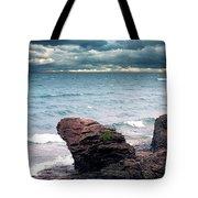 Land Water Sky Tote Bag