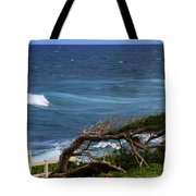 Land Wind And Sea Tote Bag