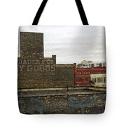 Landauer And Co Dry Goods Tote Bag