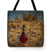 Landed Duck #g2 Tote Bag