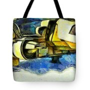 Landed Imperial Shuttle - Pa Tote Bag