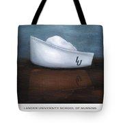 Lander University School Of Nursing Tote Bag