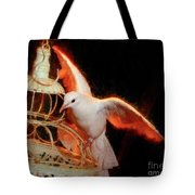Landing Home Tote Bag