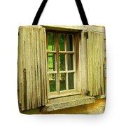 Landis Valley Window Tote Bag