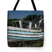 Landlocked Tote Bag