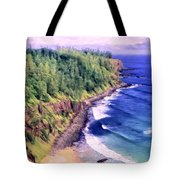 Land's End Tote Bag