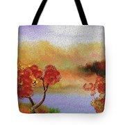 Landscape 031111 Tote Bag