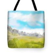 Landscape 040710 Tote Bag