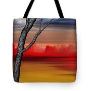 Landscape 090210 Tote Bag