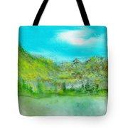 Landscape 101510 Tote Bag