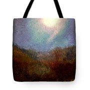 Landscape 8-27-09 Tote Bag