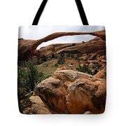 Landscape Arch -- Arches National Park Tote Bag