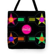 Landscape Candy Tote Bag